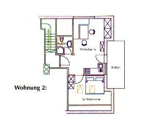 Grundriss.Wohnung 2